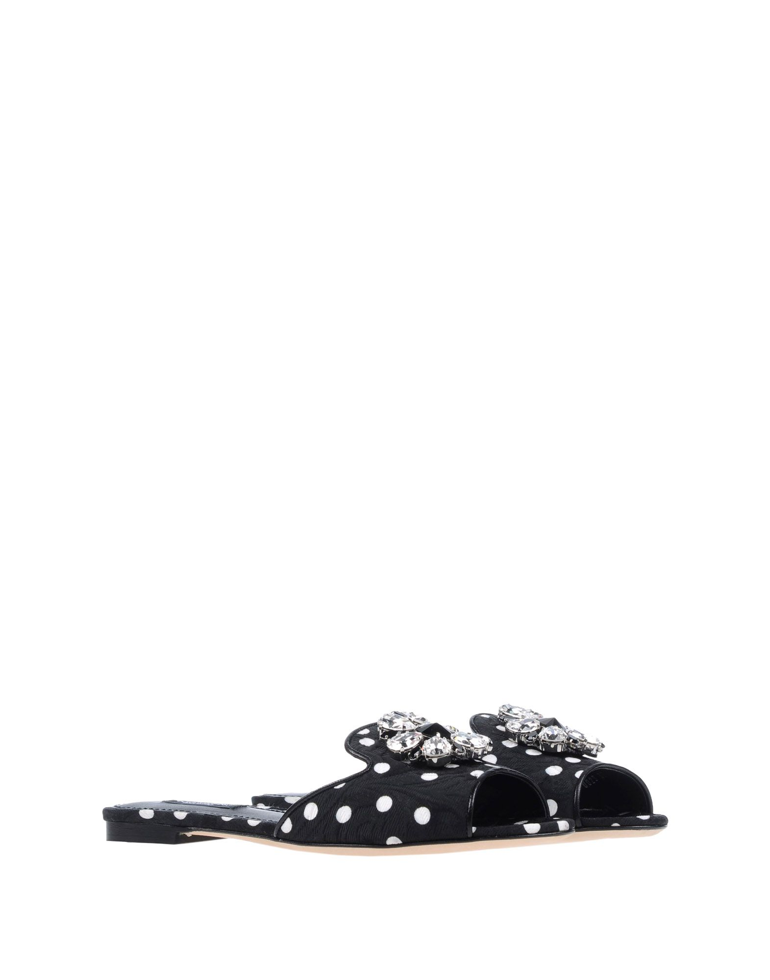 Dolce & & Dolce Gabbana Sandalen Damen  11327929BX Neue Schuhe 7bf762