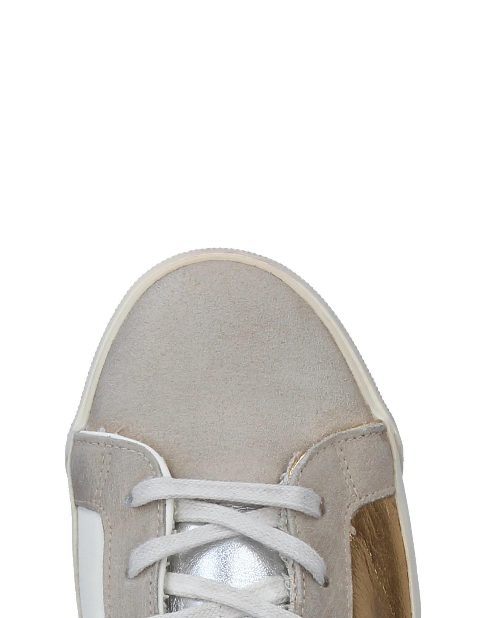 Stilvolle Sneakers billige Schuhe Leather Crown Sneakers Stilvolle Damen  11327943PW 00a8e0