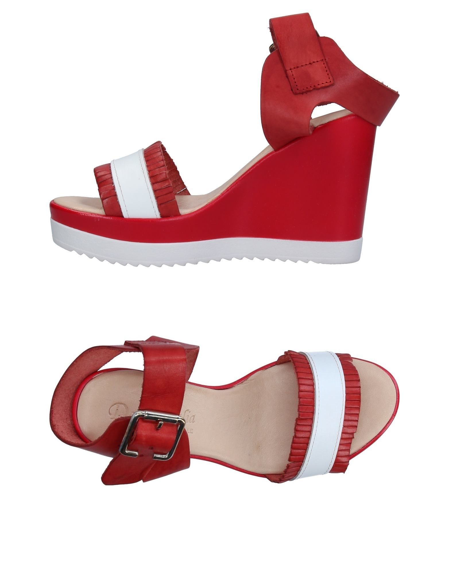 Donna Italia Sandalen Damen  11327969EQ Gute Qualität beliebte Schuhe