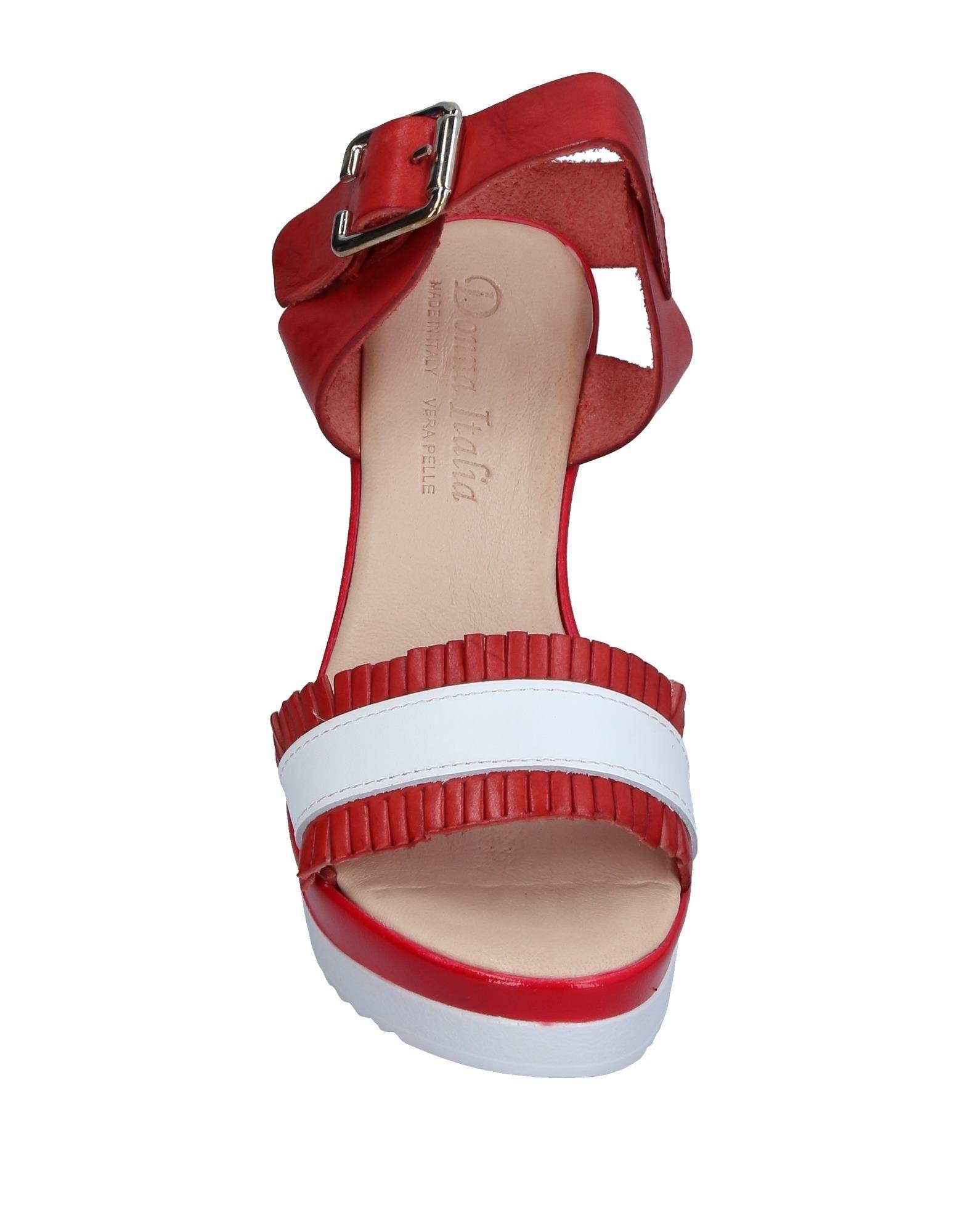 Donna Italia Sandalen Damen beliebte  11327969EQ Gute Qualität beliebte Damen Schuhe bc09ec