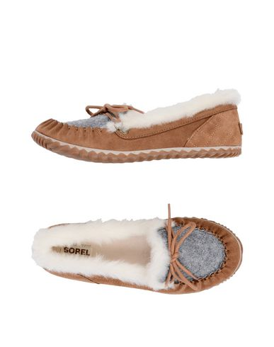 OUT N ABOUT SLIPPER - FOOTWEAR - Loafers on YOOX.COM Sorel ufwLD