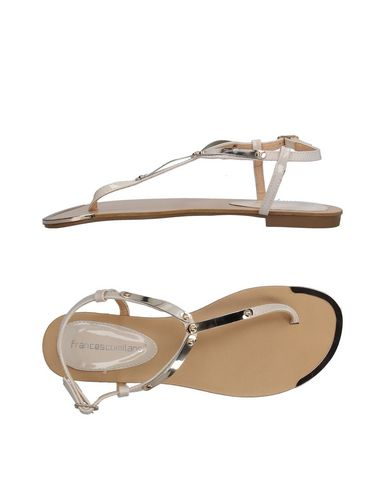 FRANCESCO MILANO Flip flops buy cheap shop for cheap buy authentic perfect cheap online BA2uPJoGC