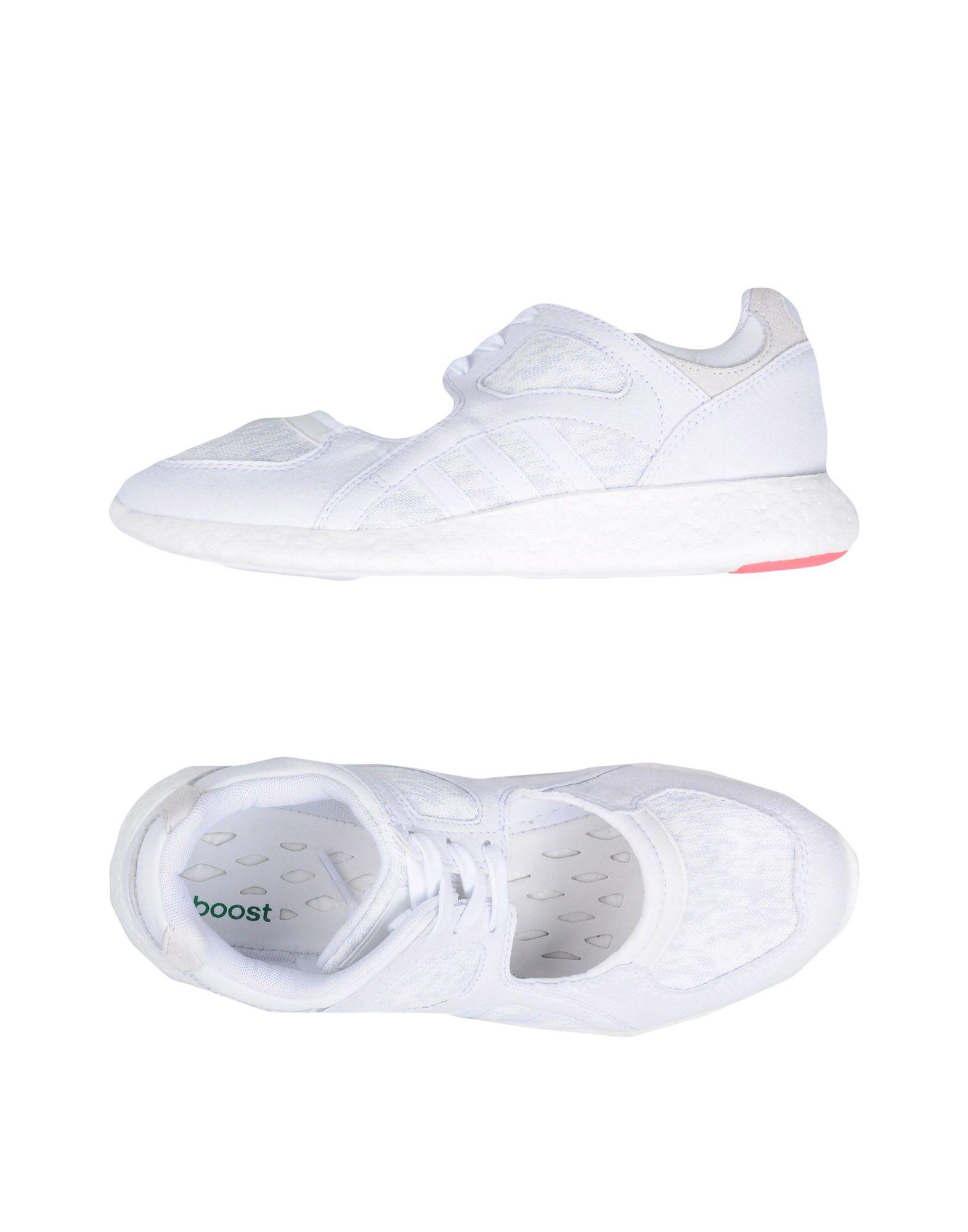 Baskets Adidas Originals Femme - Baskets Adidas Originals Blanc Nouvelles chaussures pour hommes et femmes, remise limitée dans le temps