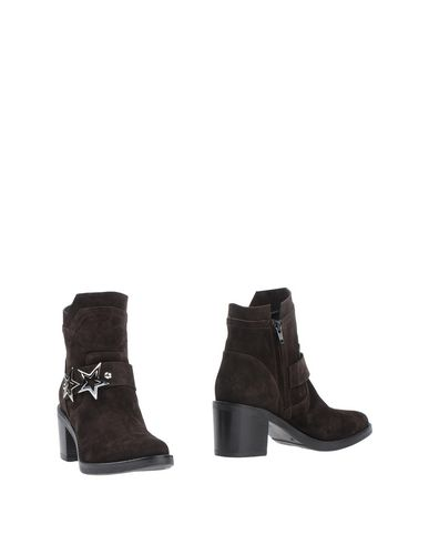 GIANNI MARRA Ankle Boot in Dark Brown