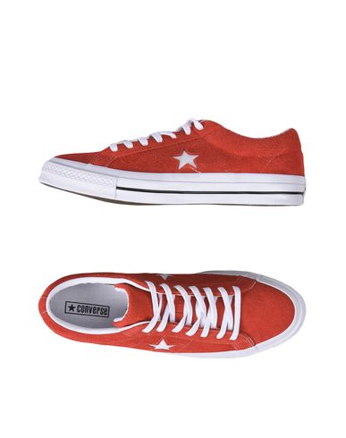 6b6cd533aaf Converse All Star One Star Ox Premium Suede - Sneakers - Men ...