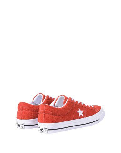klaring wikien rabatt real Converse All Star En Stjerne Okse Premium Semsket Joggesko under $ 60 uZ7371