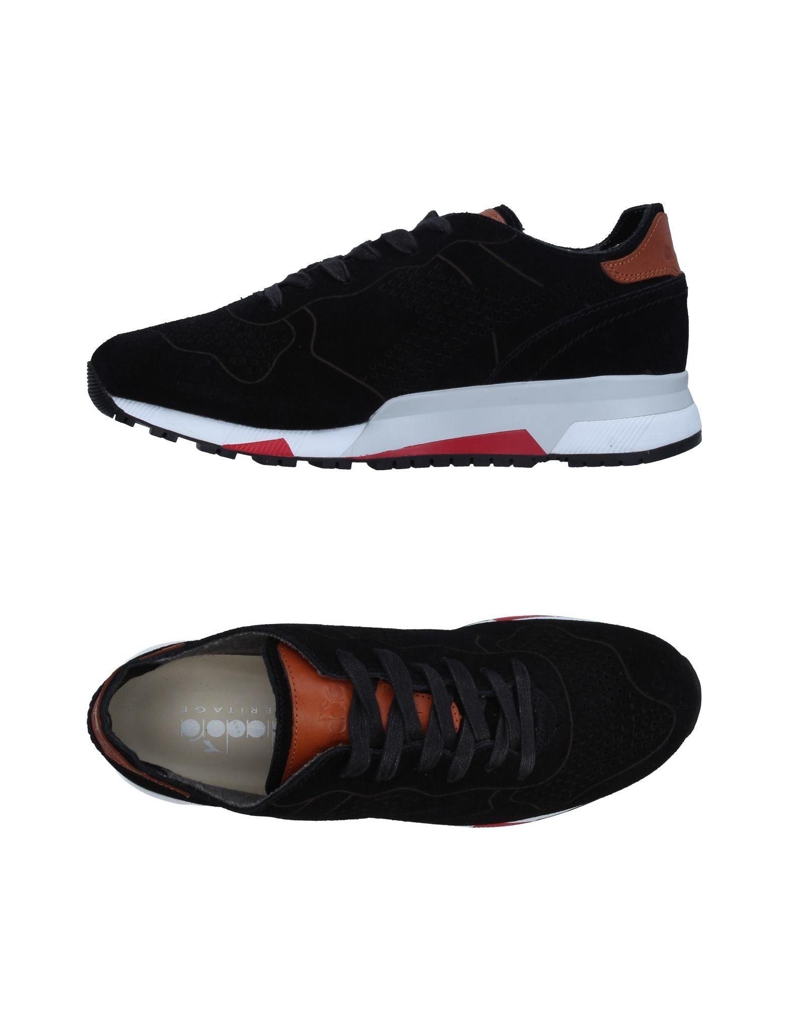 Rabatt echte Schuhe Diadora Heritage Sneakers Herren  11328220NG