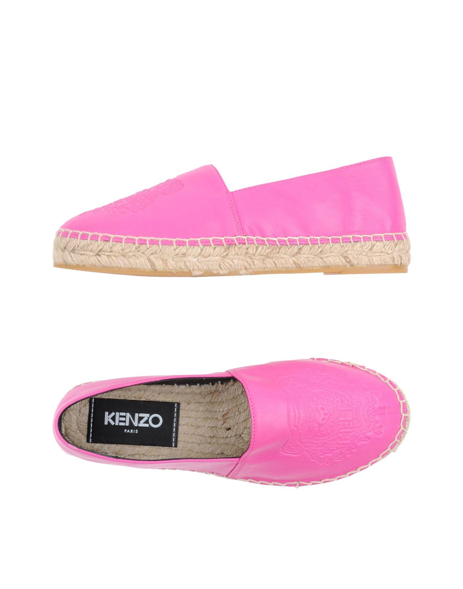 Stilvolle billige Schuhe Kenzo Espadrilles Damen  11328223GR