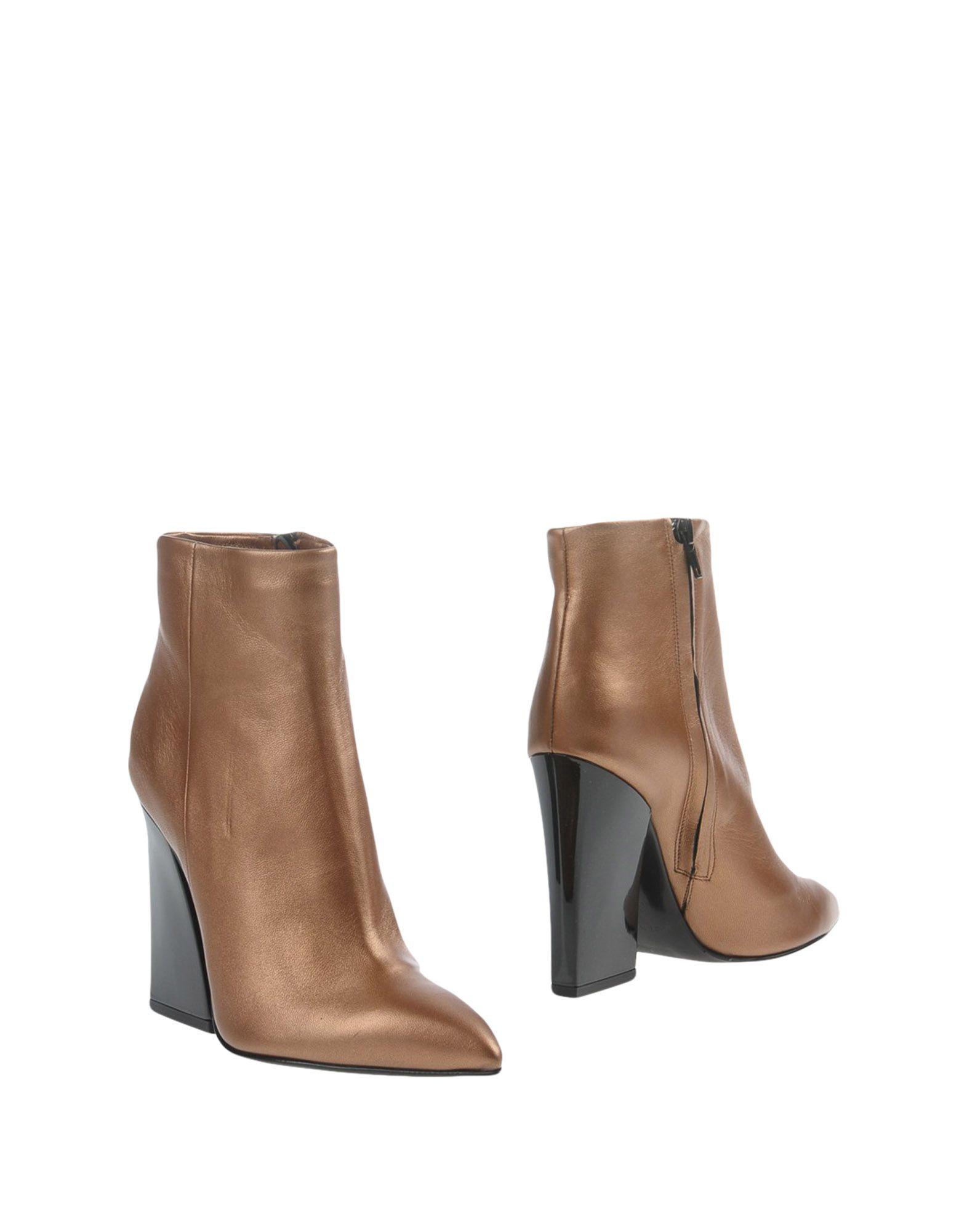 Stilvolle billige Schuhe Gianni Marra Stiefelette Damen  11328249LM