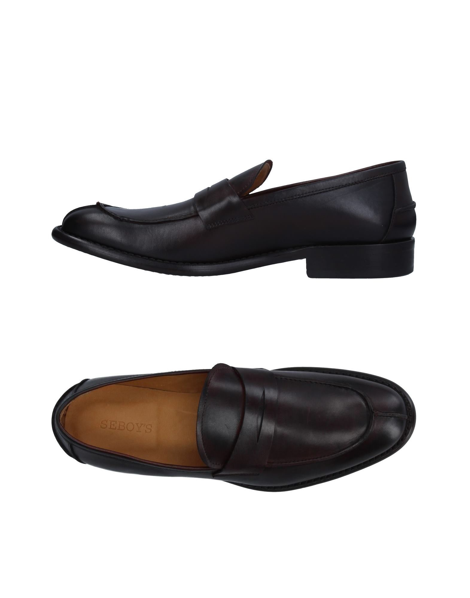 Chaussures - Mocassins Seboys e65d13dGj