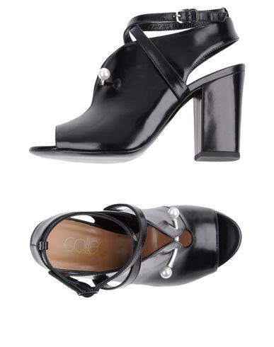 Sandali a punta - Nero Coliac di Martina Grasselli Línea Barata Comprar Barato Almacenista Geniue L9qFaWpZ