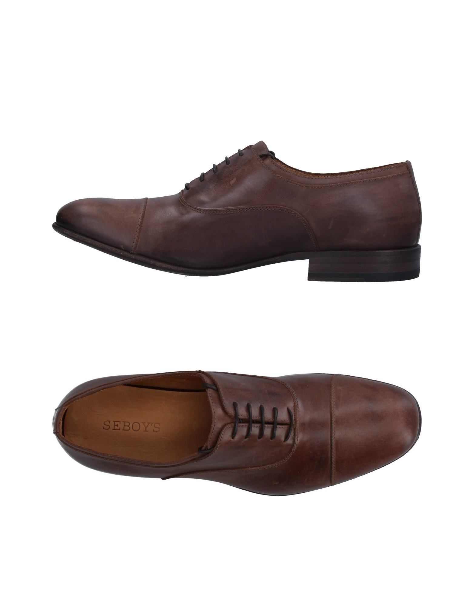 Rabatt echte Schuhe Seboy's Schnürschuhe Herren  11328334DO