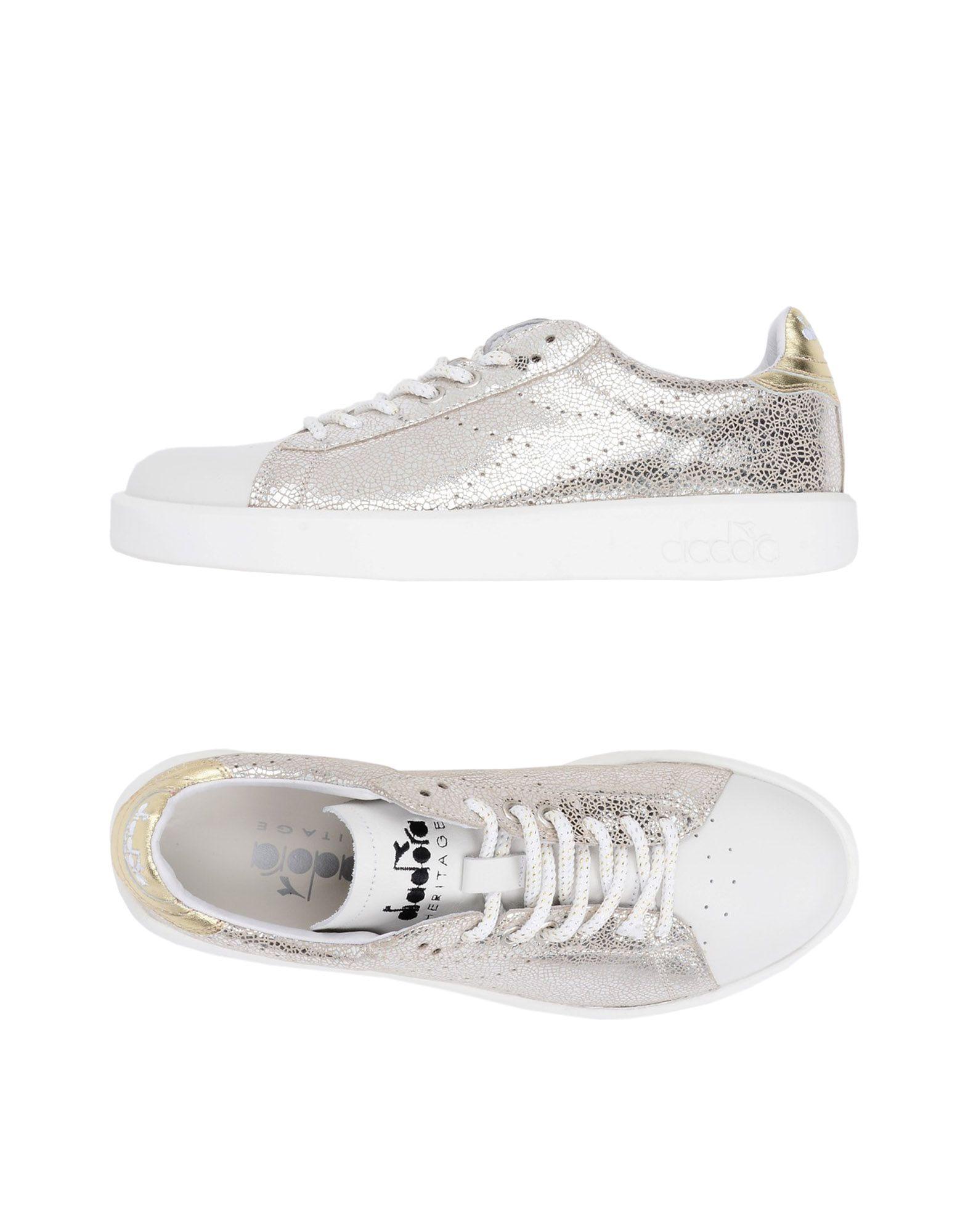 Stilvolle billige Silver Schuhe Diadora Heritage Game H W Silver billige Pack  11328364JX b230b6