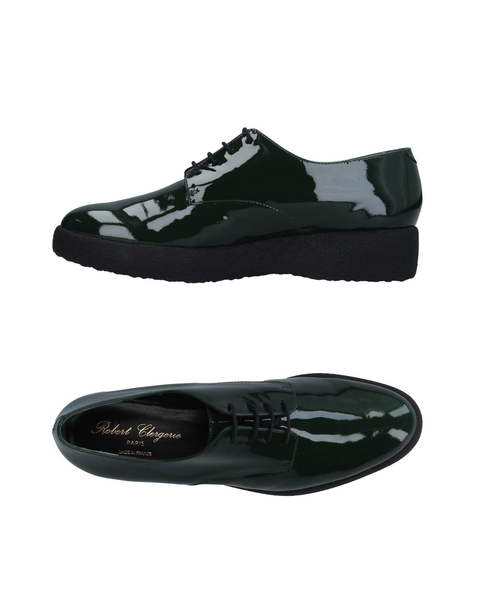 Chaussures À Lacets Robert Clergerie Femme - Chaussures À Lacets Robert Clergerie sur