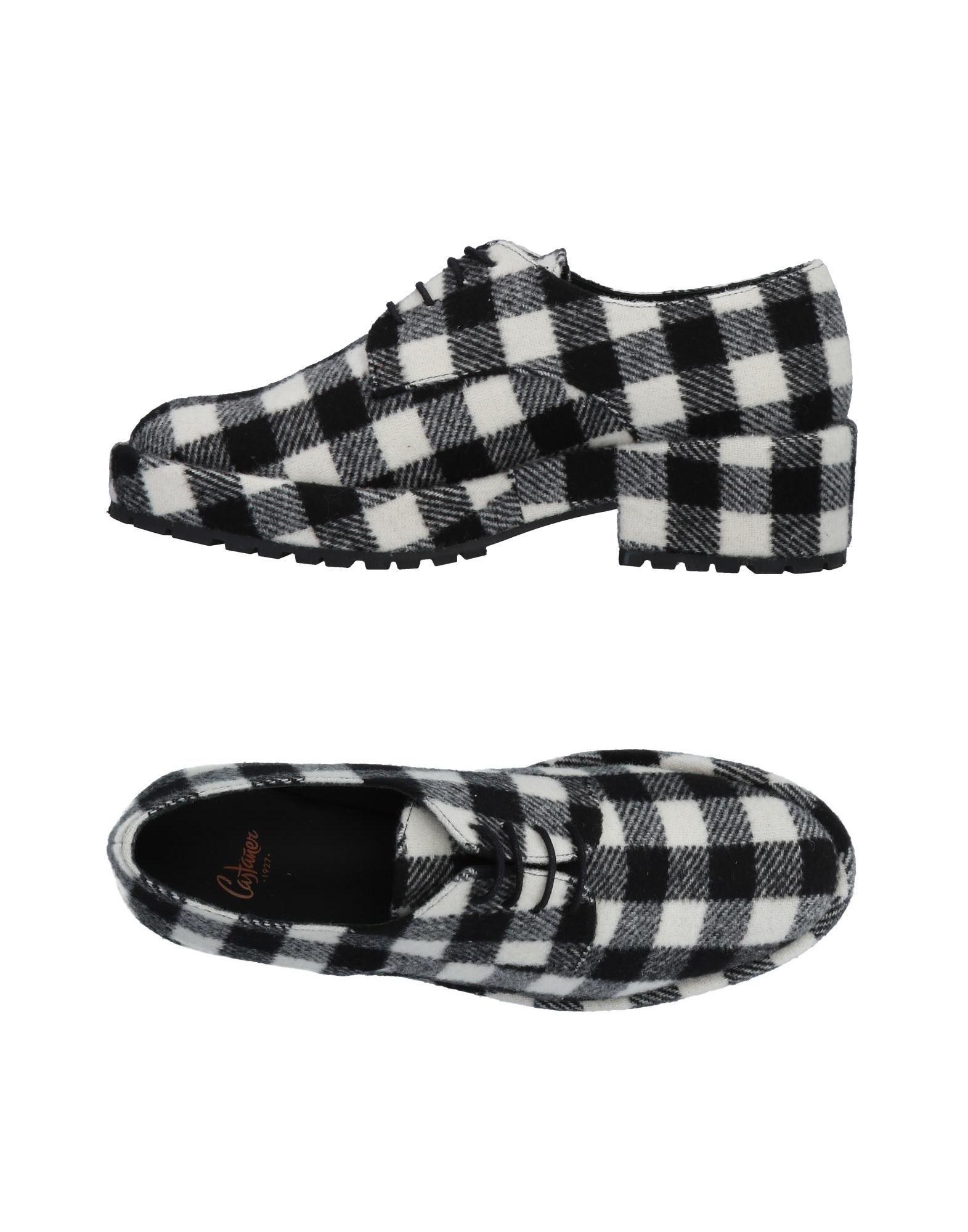 Chaussures À Lacets Castañer Femme - Chaussures À Lacets Castañer sur