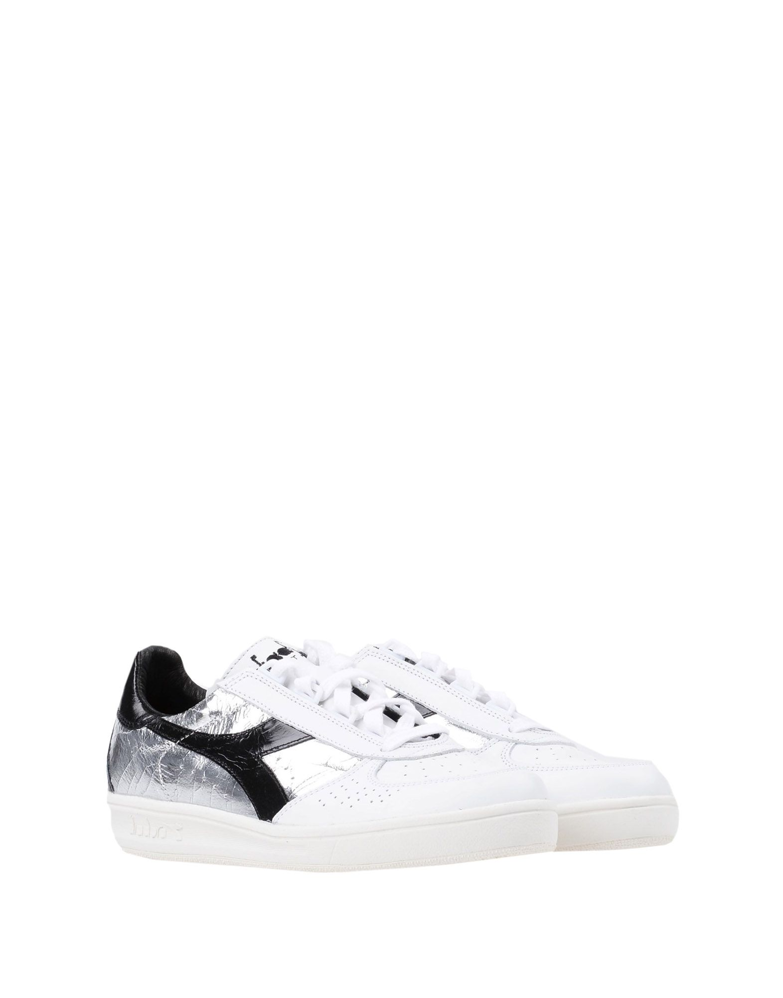 Diadora Heritage B.Elite Silver - - - Sneakers - Women Diadora Heritage Sneakers online on  Canada - 11328411TH 0522a5