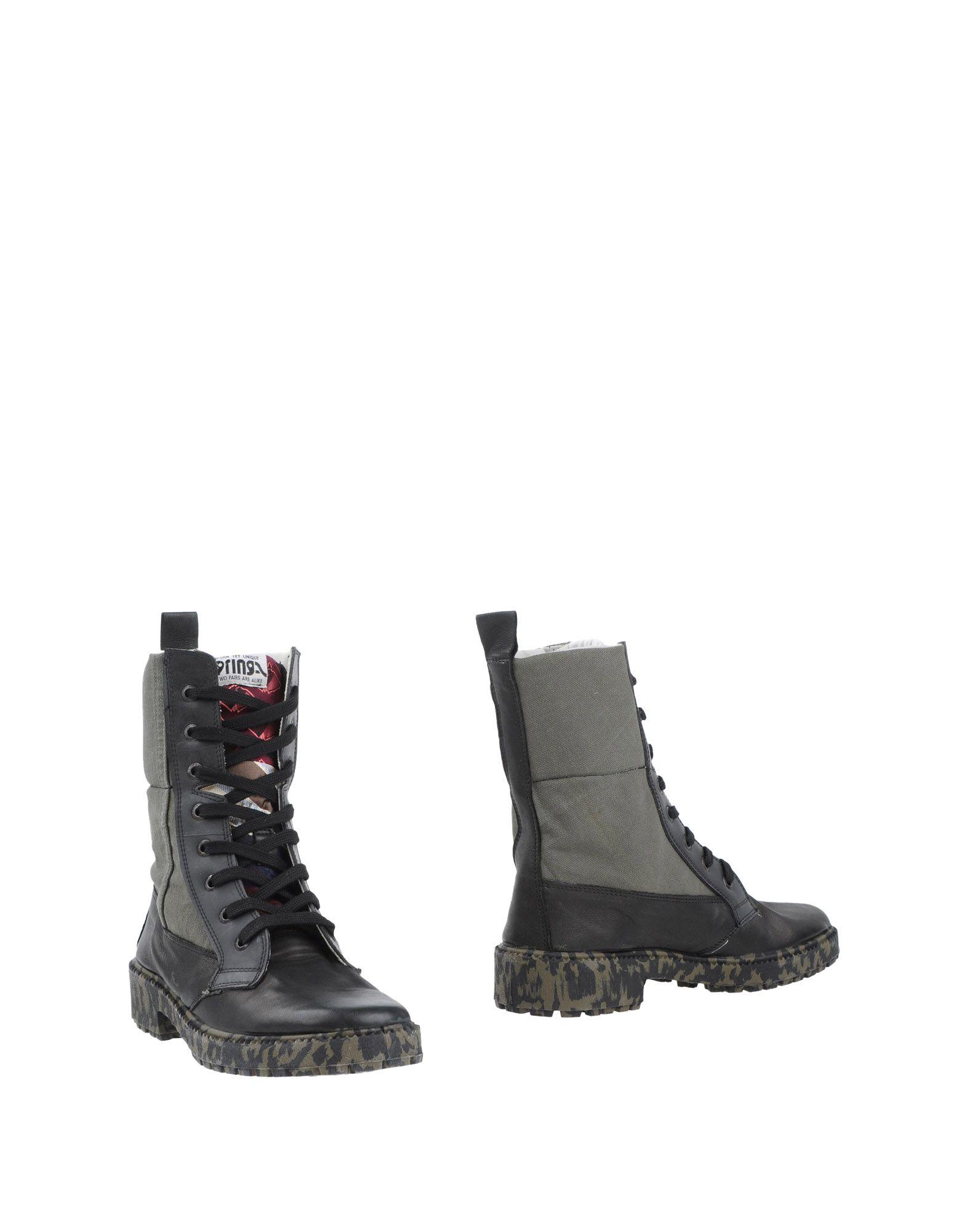 Springa Stiefelette Damen Damen Damen  11328455FF Gute Qualität beliebte Schuhe c8ec09