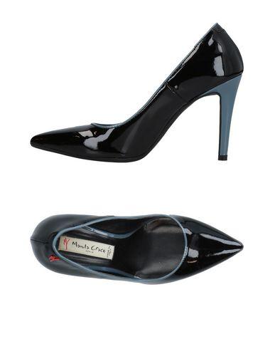 Manila Nåde Denim Shoe handle for salg utløp utsikt billigste pris online 3klzgq5KRL