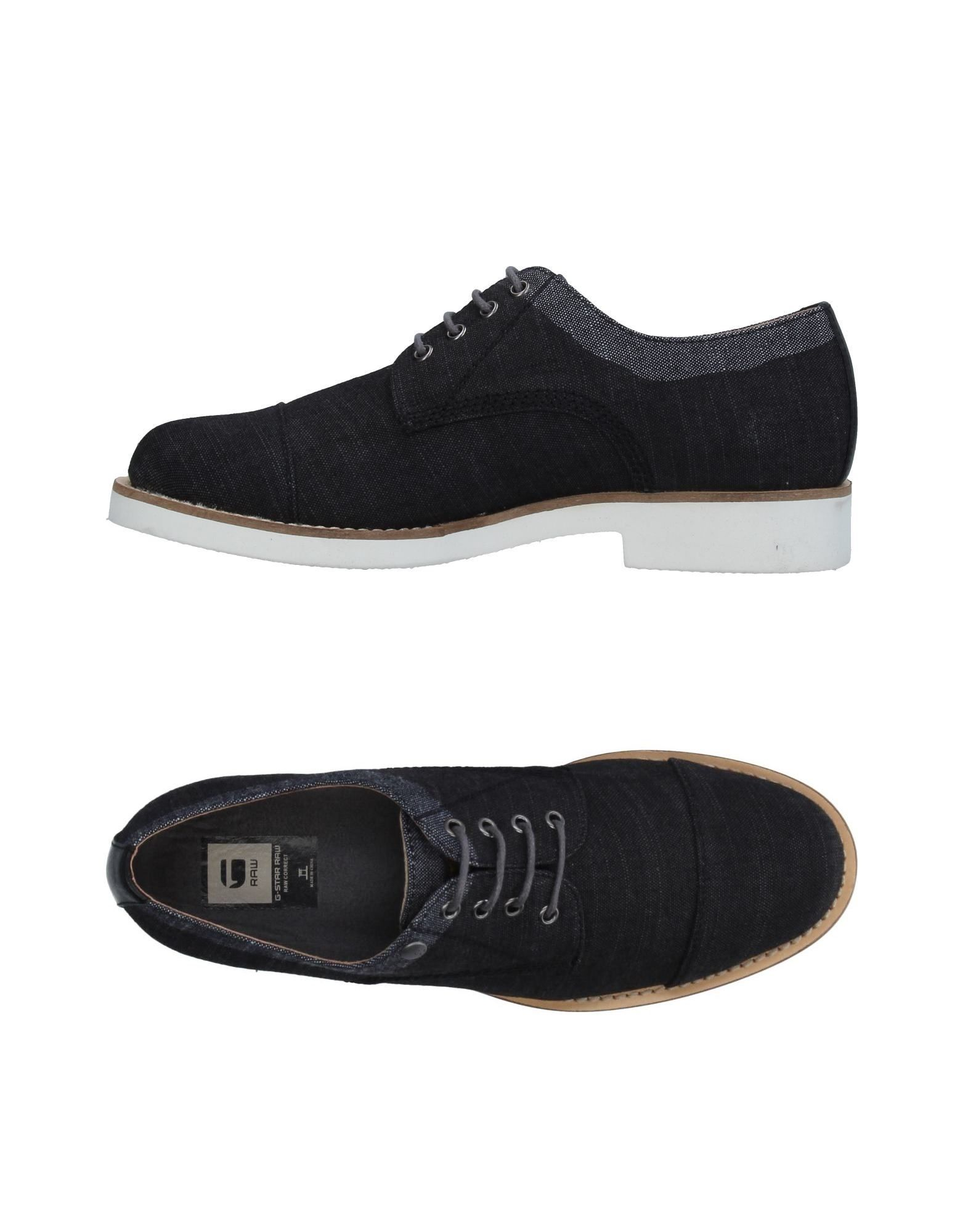 Chaussures À Lacets G-Star Raw Femme - Chaussures À Lacets G-Star Raw sur