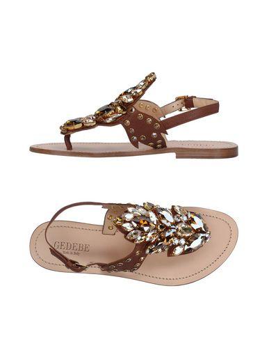 Zapatos de mujer baratos zapatos de mujer Sandalias De Dedo De Gedebe Mujer - Sandalias De Dedo Dedo Gedebe - 11328561LA Marrón 6e8288