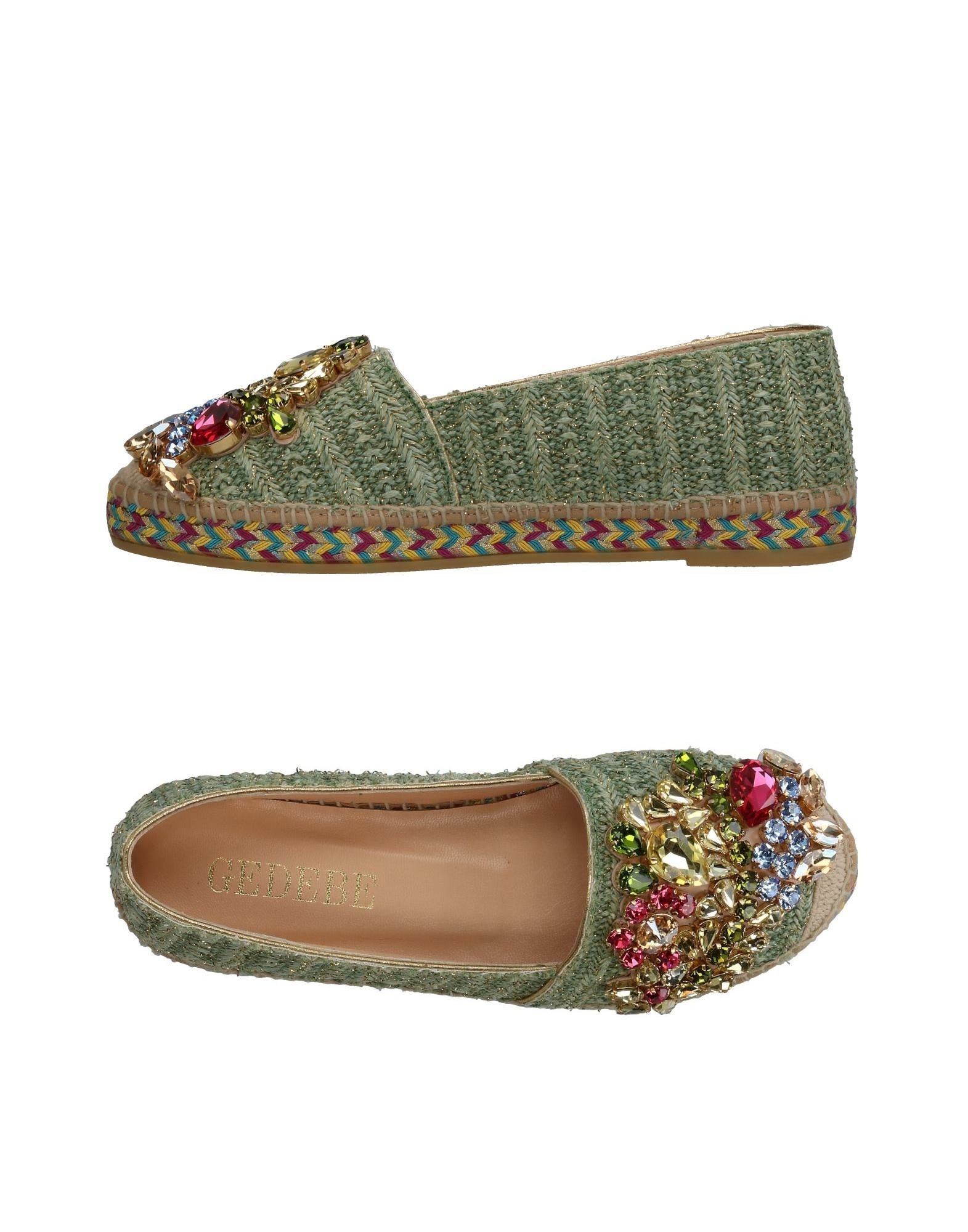 Gedebe Espadrilles Damen  11328566ND Heiße Schuhe 5cd230