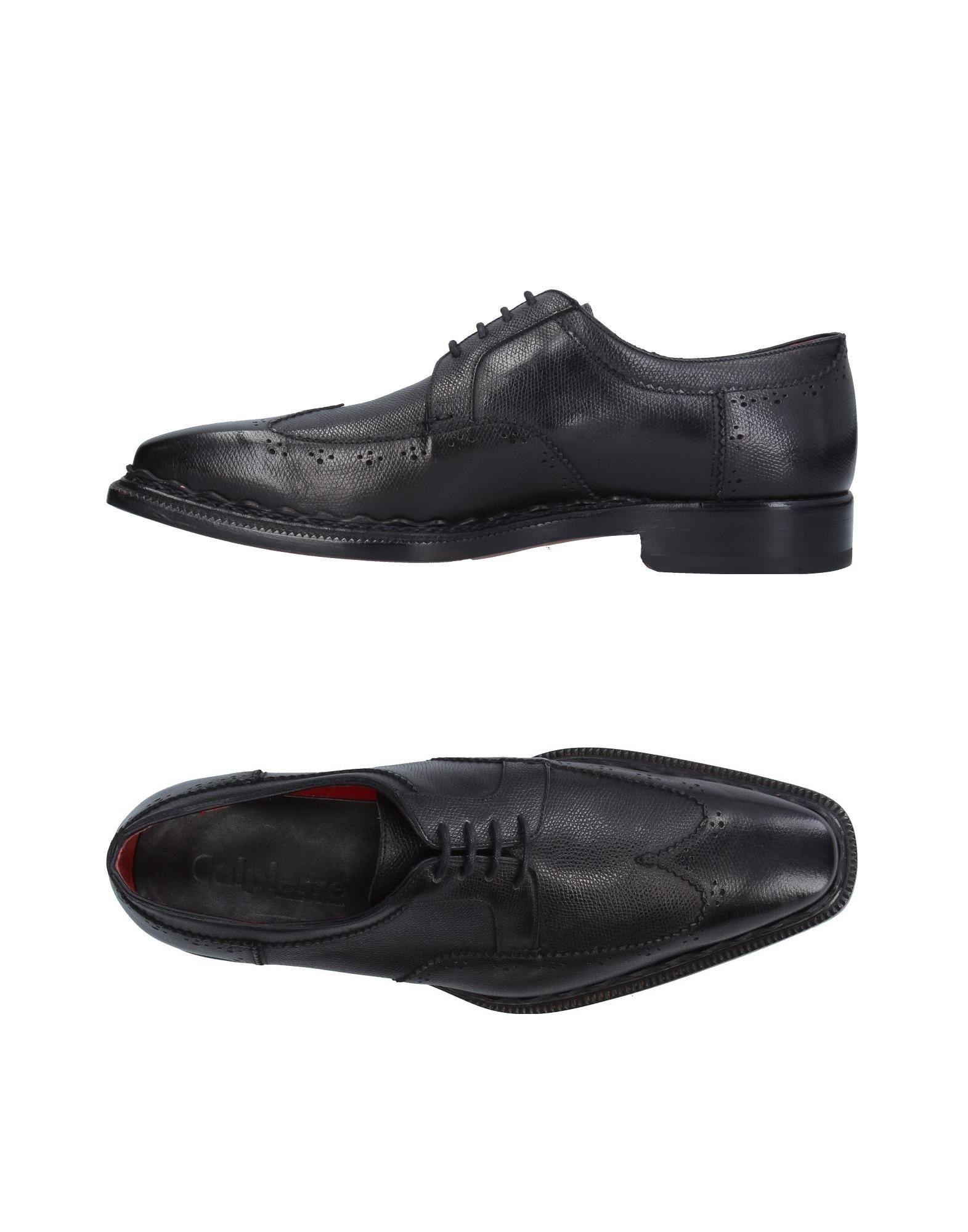 Rabatt echte Schuhe Calpierre Schnürschuhe Herren  11328569IQ