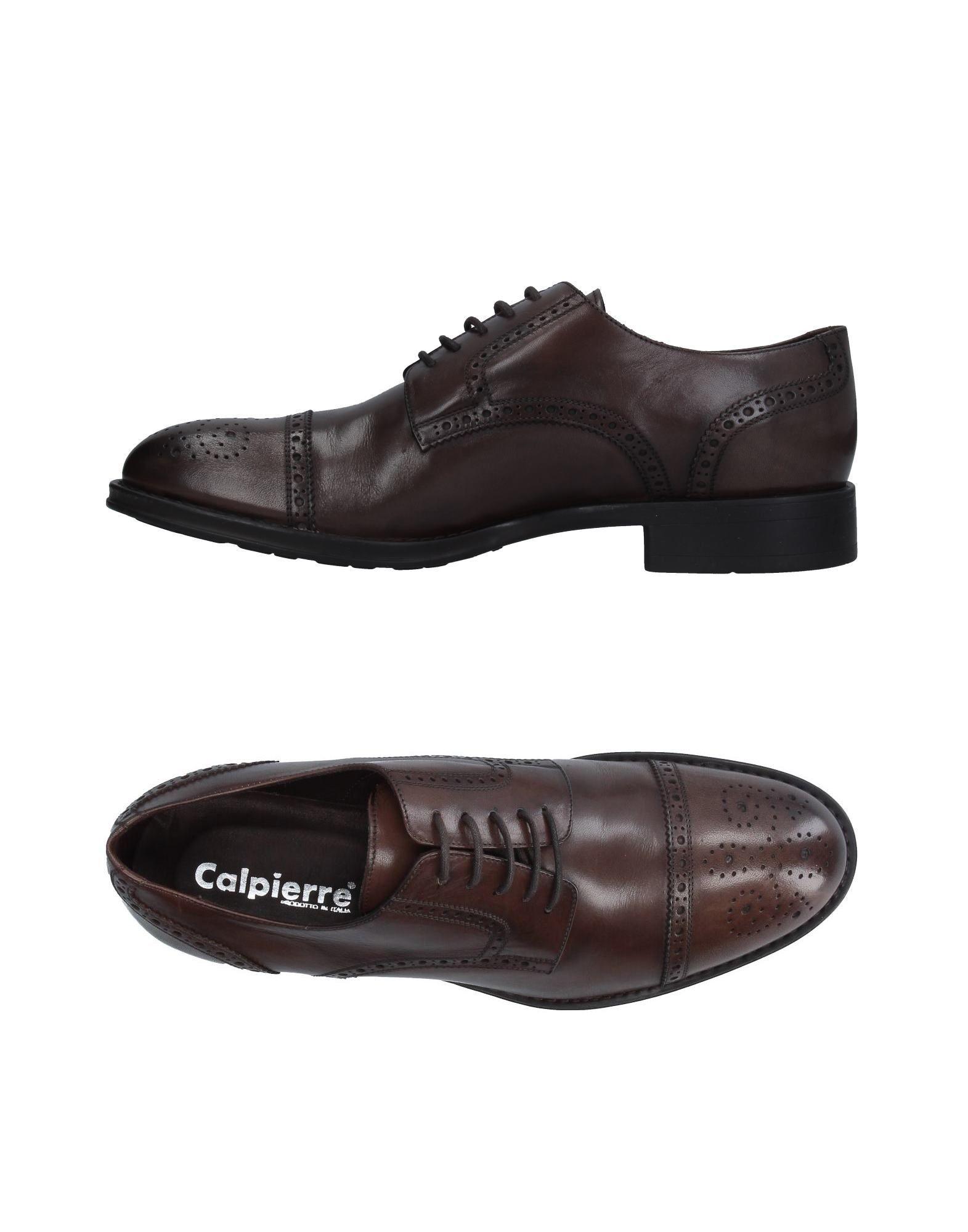 Rabatt echte Schuhe Calpierre Schnürschuhe Herren  11328571FR