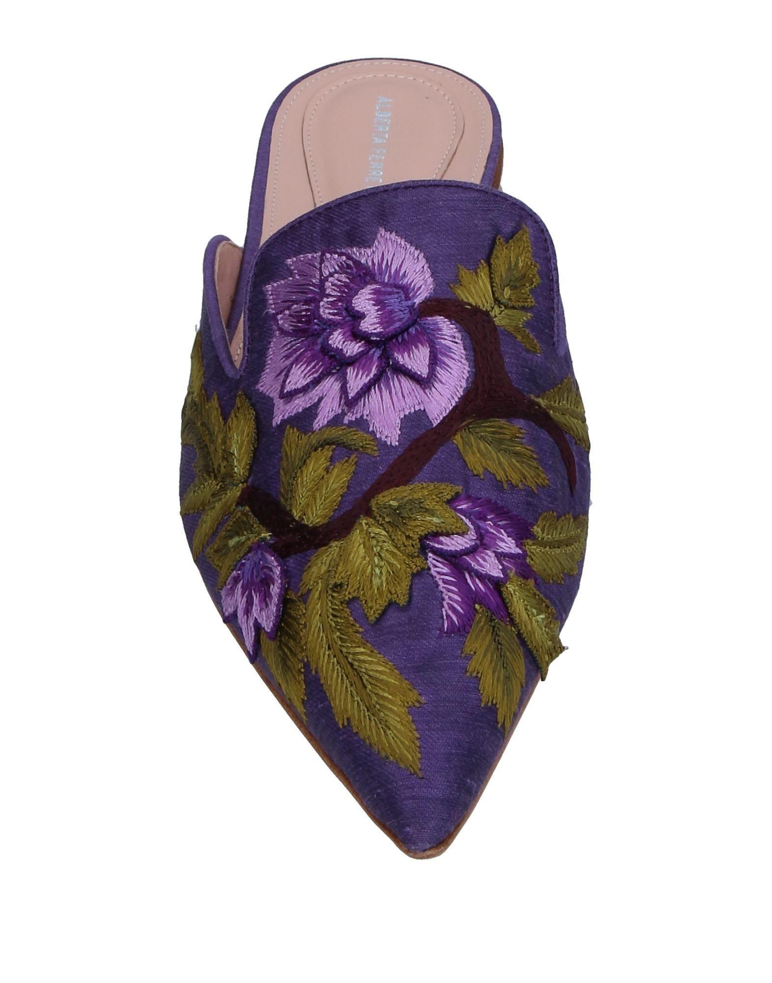 Alberta Ferretti Pantoletten Damen  Schuhe 11328611IJGünstige gut aussehende Schuhe  d36bd6