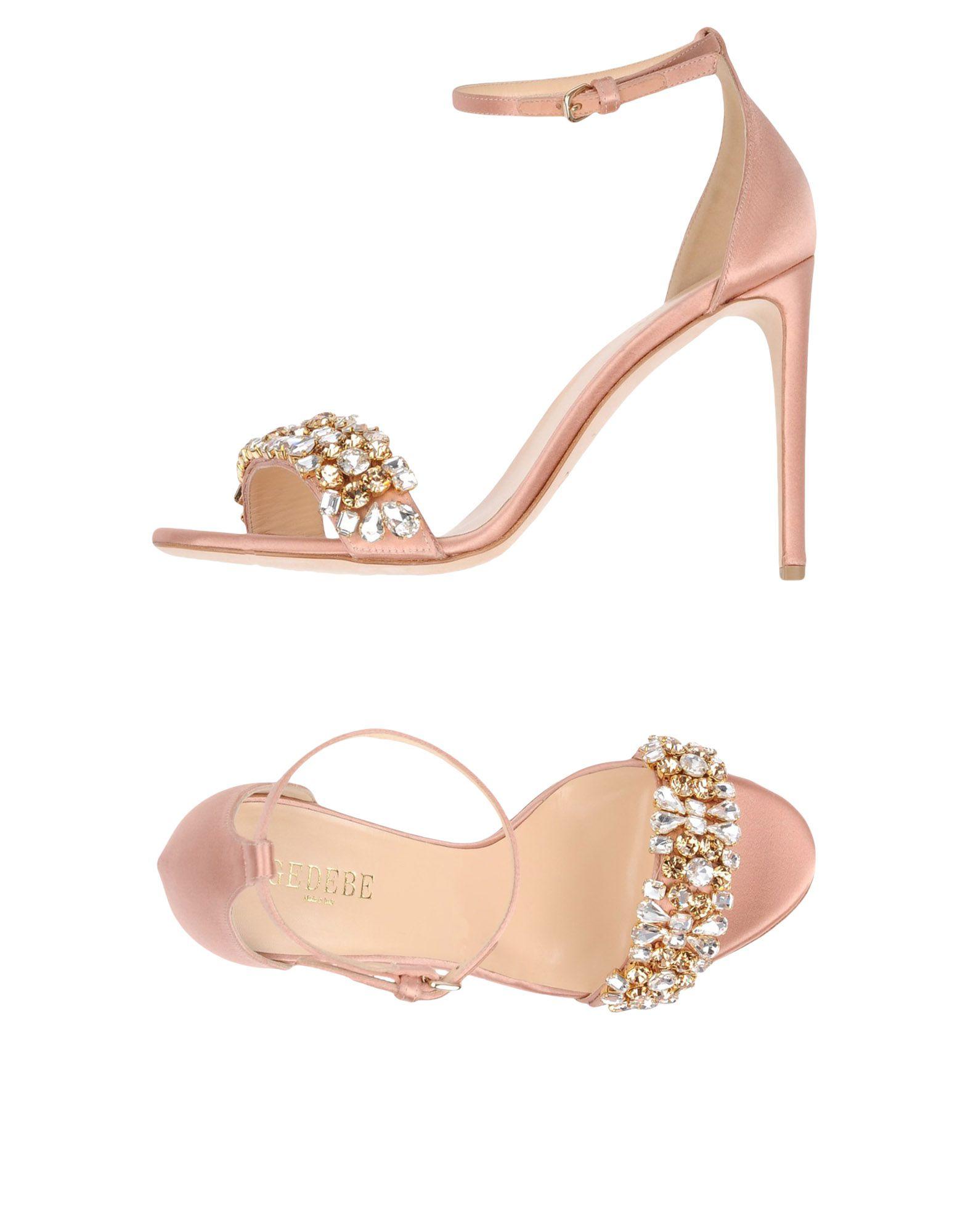 Stilvolle billige Schuhe Gedebe Sandalen Damen  11328620US