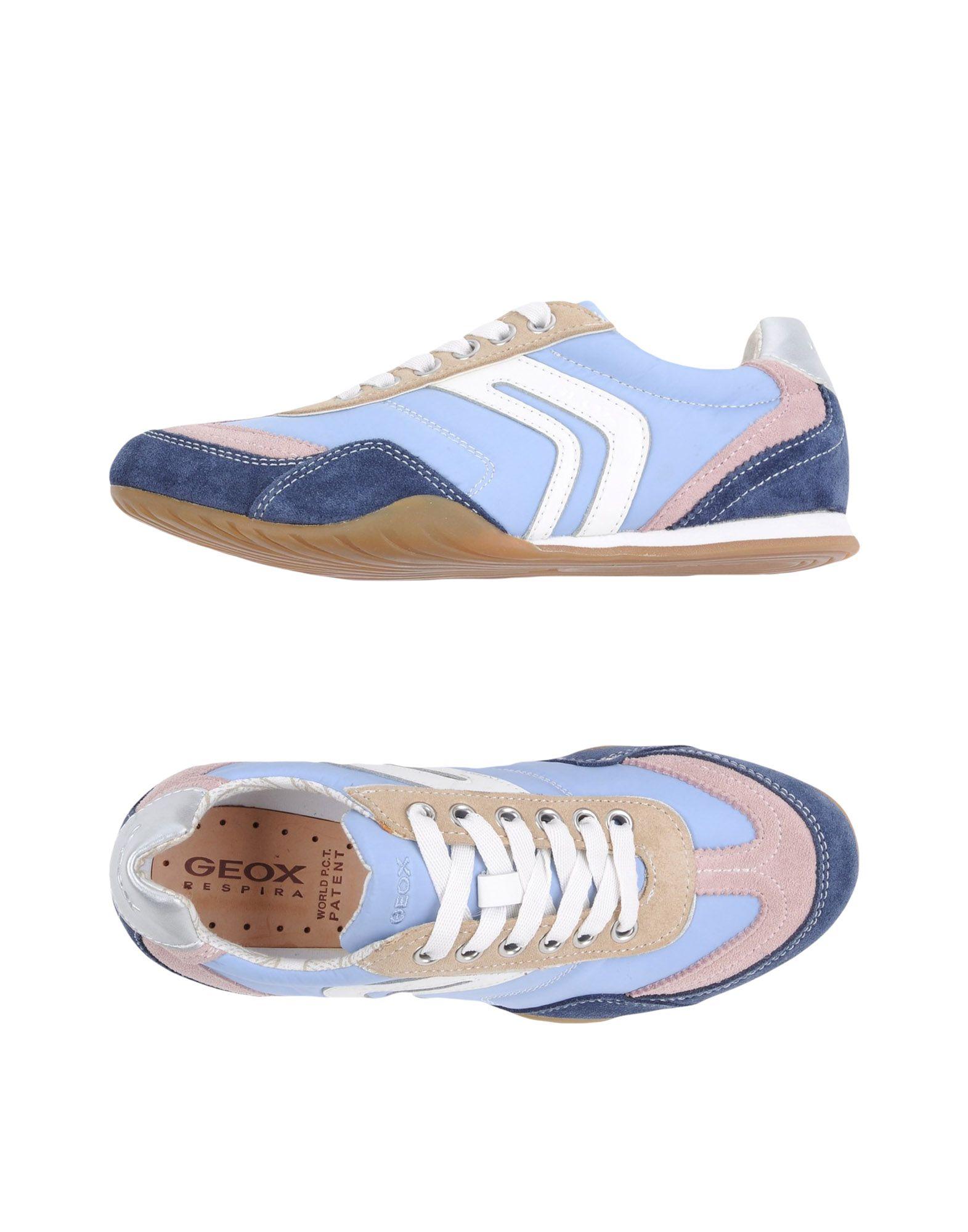 Geox Gute Sneakers Damen  11328649GX Gute Geox Qualität beliebte Schuhe 210f59