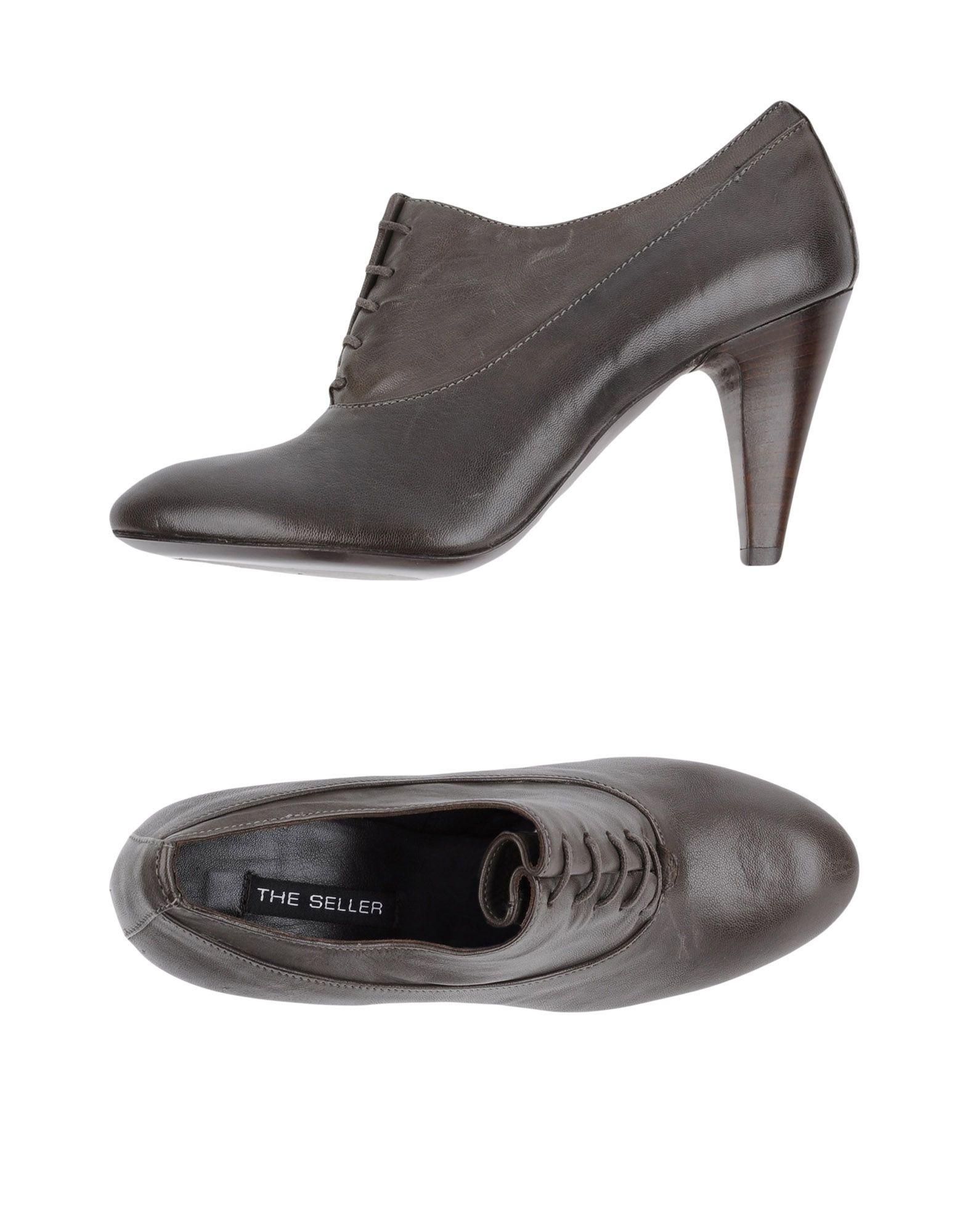 The Seller Schnürschuhe Damen  11328658BJ Gute Qualität beliebte Schuhe