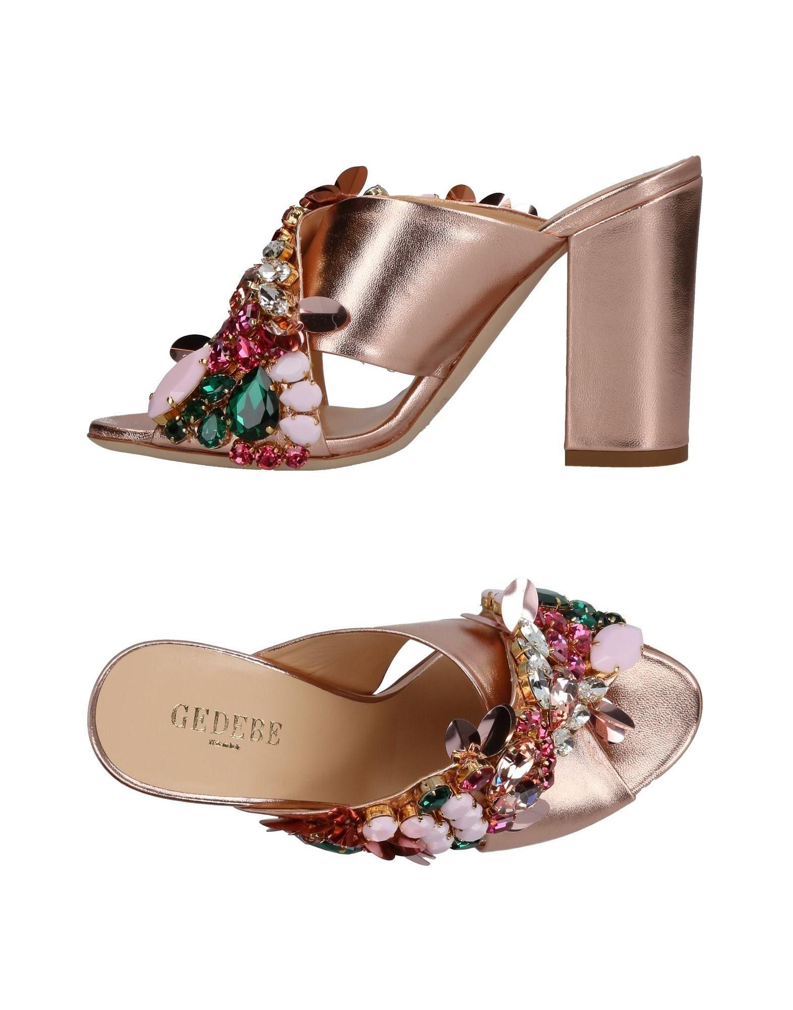 Rabatt Schuhe Gedebe Sandalen  Damen  Sandalen 11328794XR f7890a