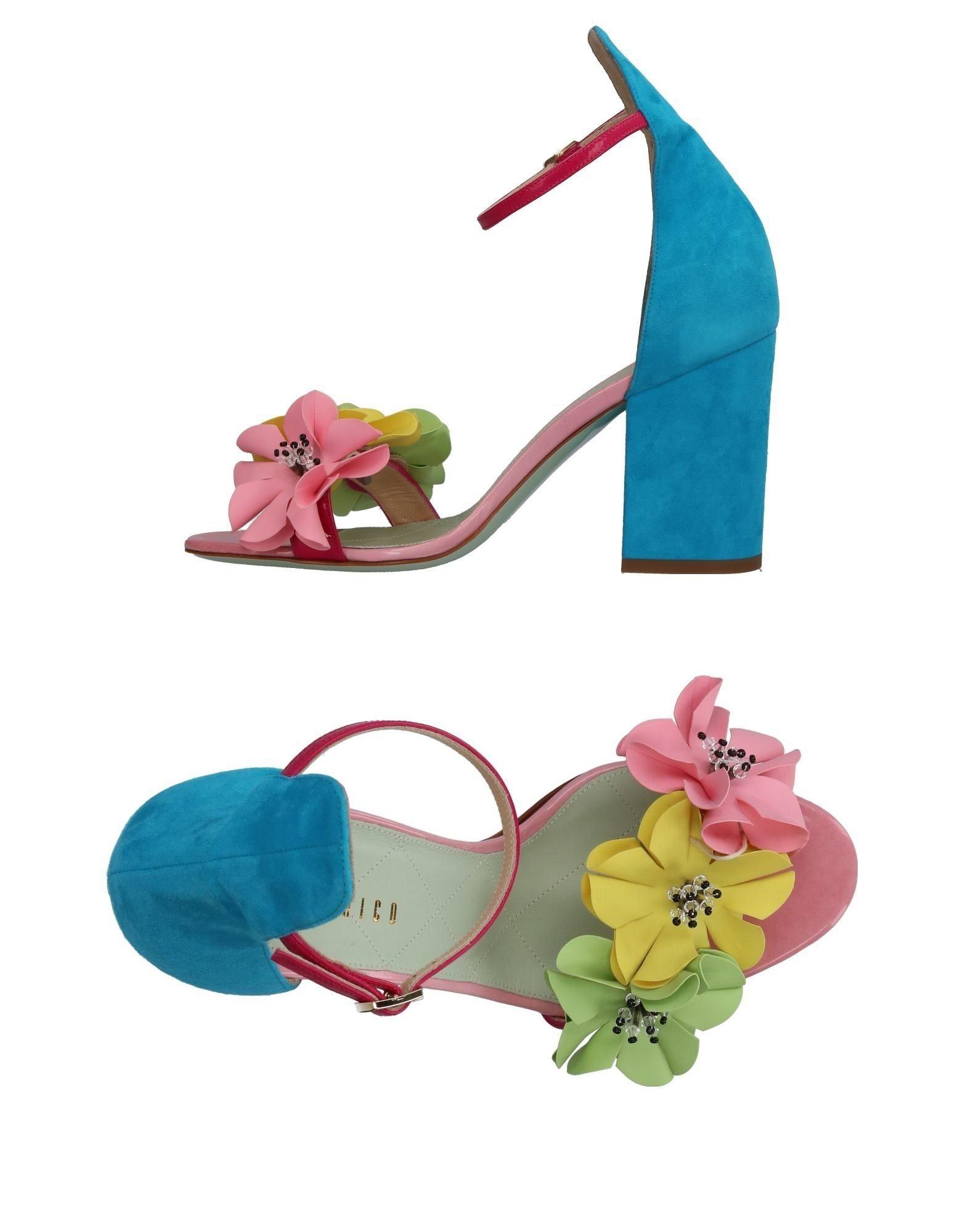Giannico Sandalen Damen  11328803RXGut aussehende strapazierfähige Schuhe