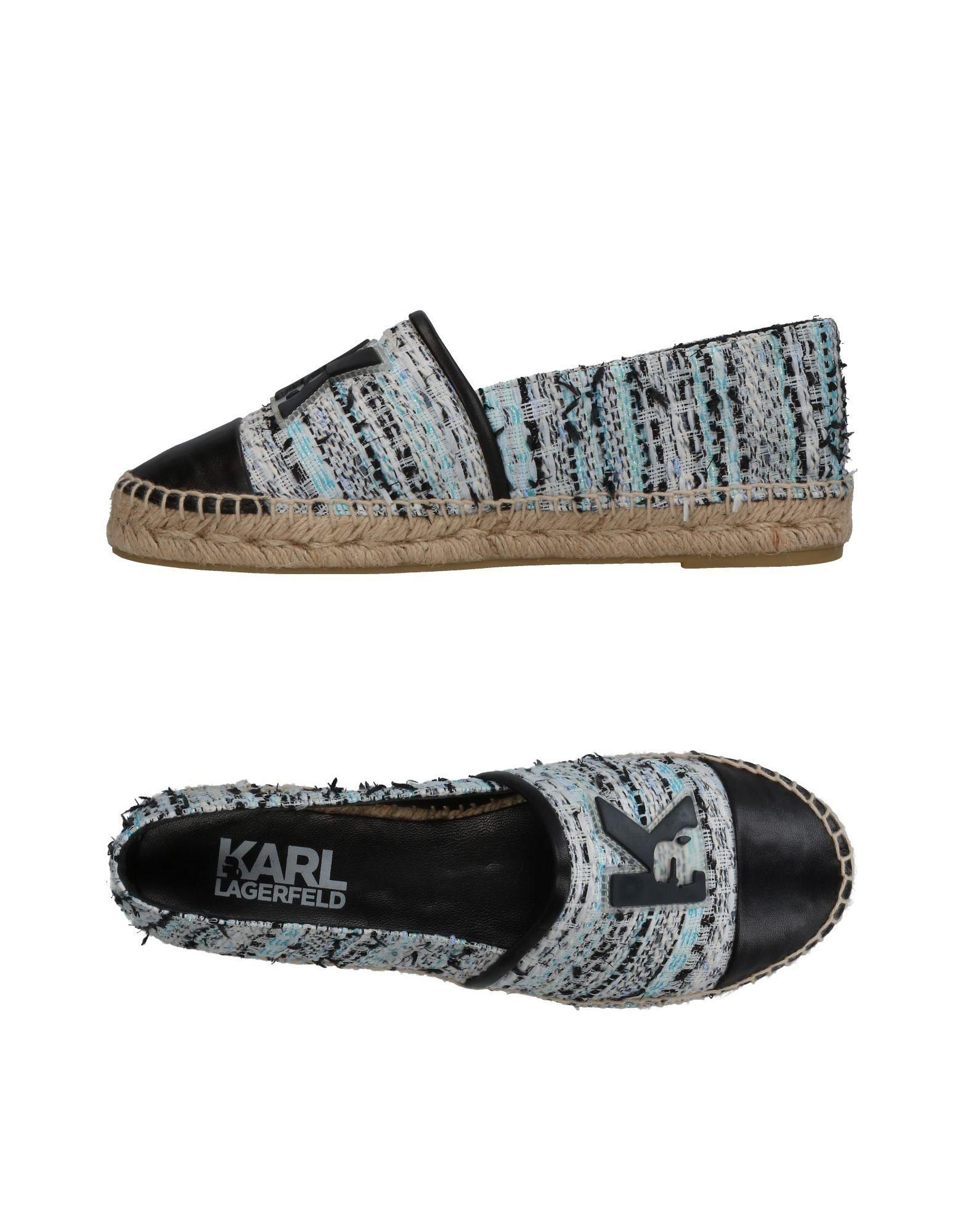 Karl Lagerfeld Espadrilles Damen  11328874RT Gute Qualität beliebte Schuhe