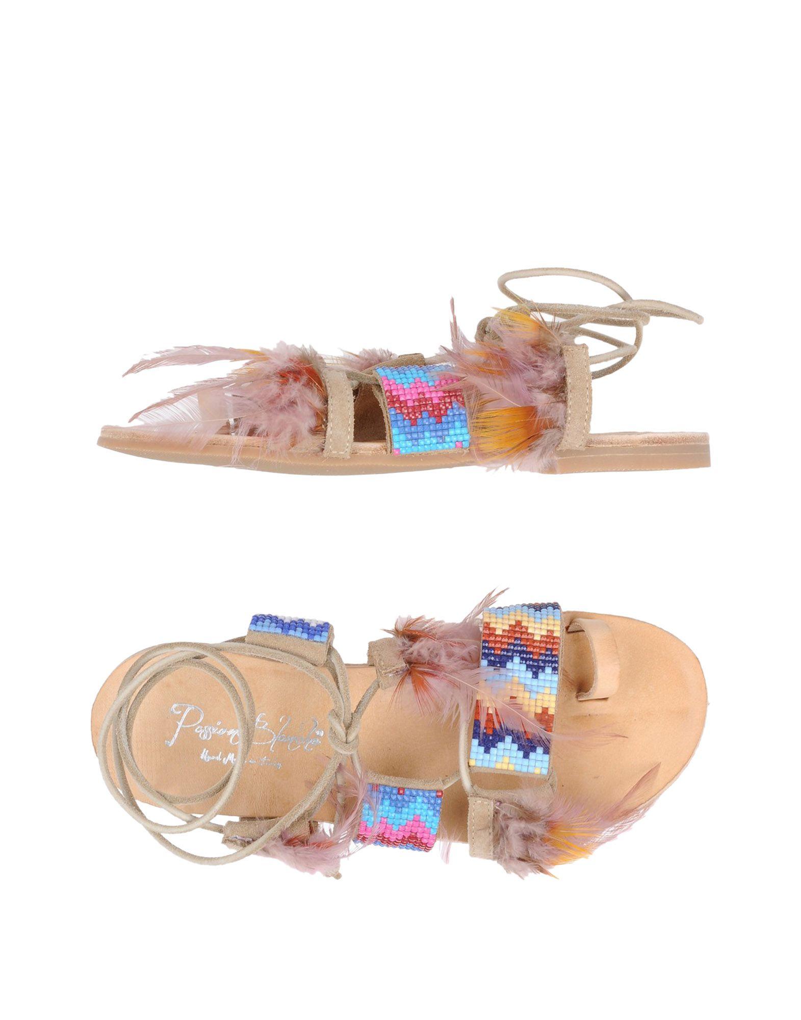 Passion Blanche 11328897UB Dianetten Damen  11328897UB Blanche Gute Qualität beliebte Schuhe 2abbbb
