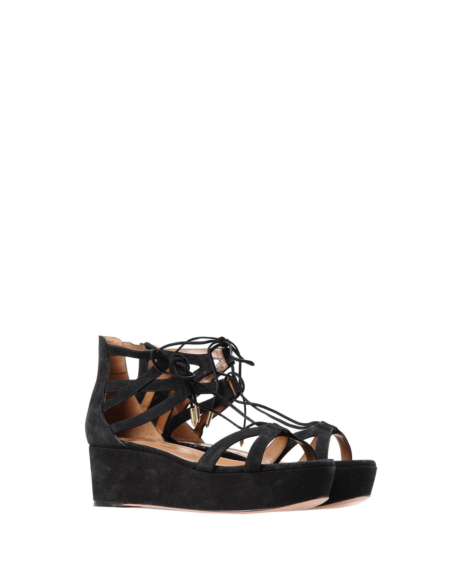 Aquazzura Sandals - Women Aquazzura Sandals Sandals Sandals online on  United Kingdom - 11328936KD 8afda2