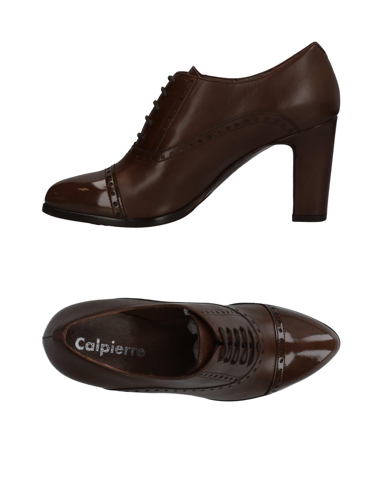 Günstige und modische Schuhe Calpierre Schnürschuhe Damen  11329013QW
