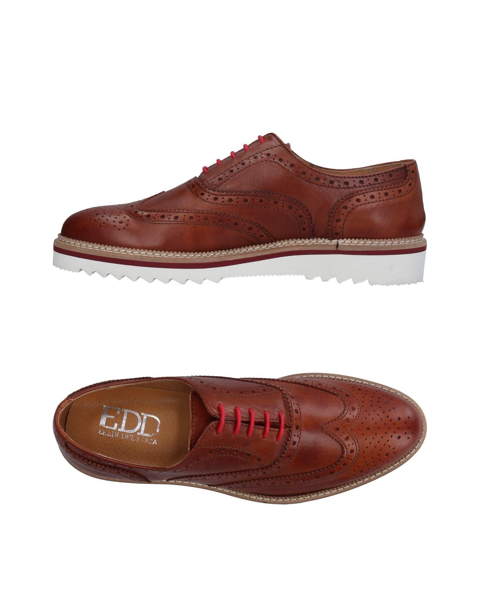Rabatt echte Schuhe Eredi Del Duca Schnürschuhe Herren  11329275VH