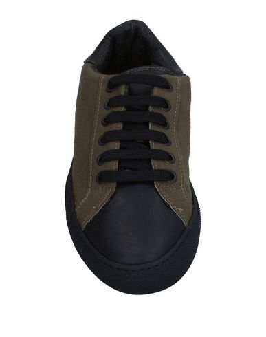 Springa Sneakers Donna Scarpe Verde Militare