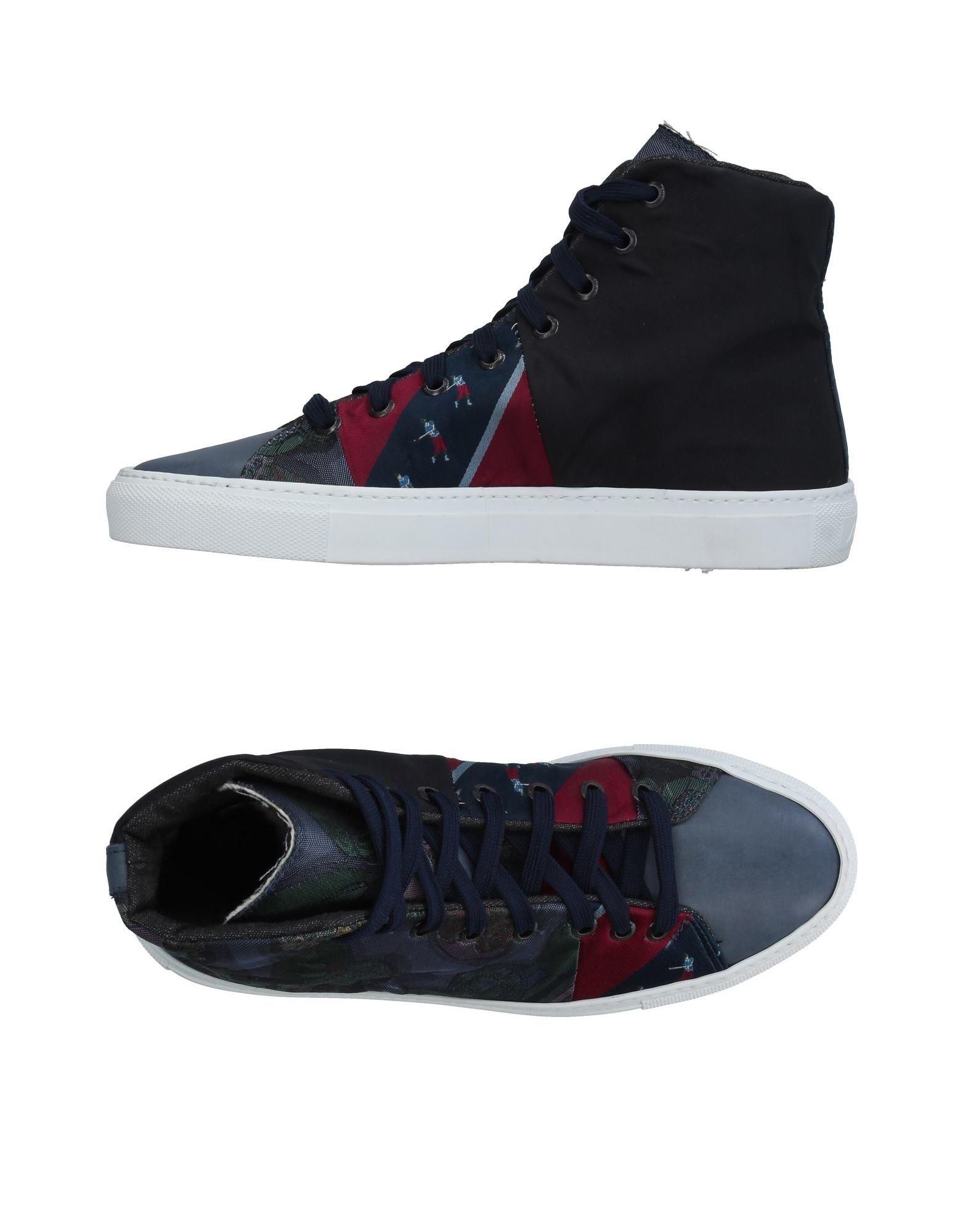 Rabatt echte Schuhe Springa Sneakers Herren  11329322XU