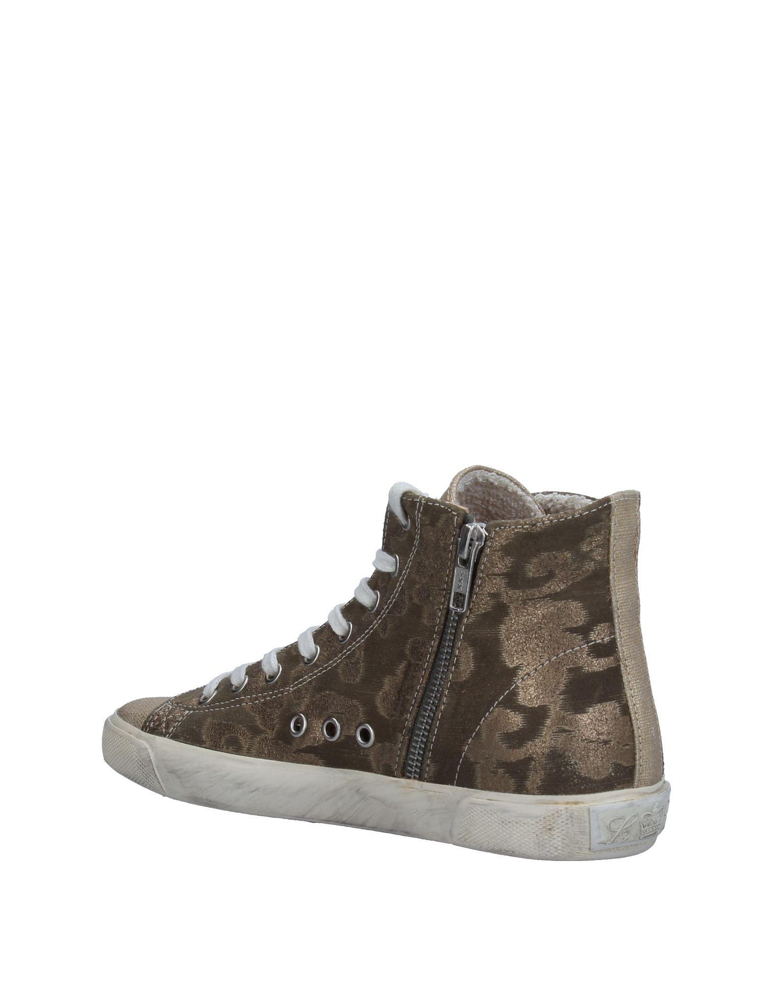 Gut um Crown billige Schuhe zu tragenLeather Crown um Sneakers Damen  11329357PK e38942
