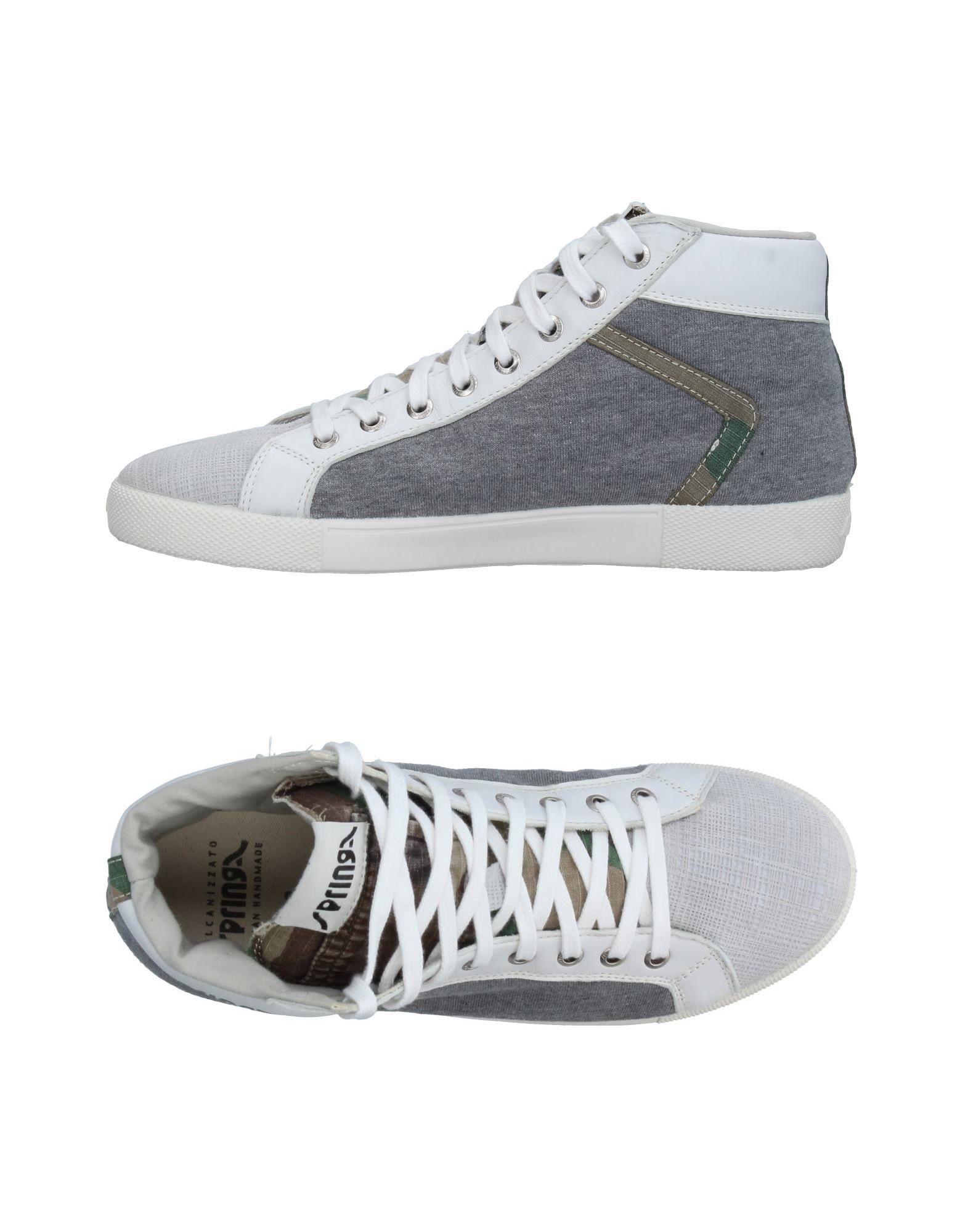 Springa Sneakers Herren  11329380MC Heiße Schuhe