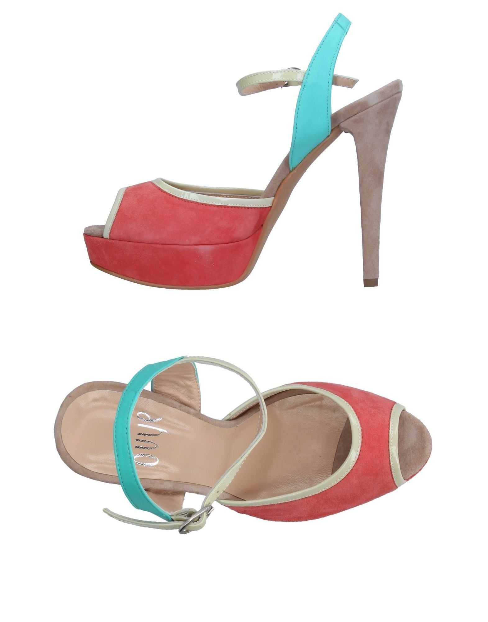 Sandales Ovye By Cristina Lucchi Femme - Sandales Ovye By Cristina Lucchi sur