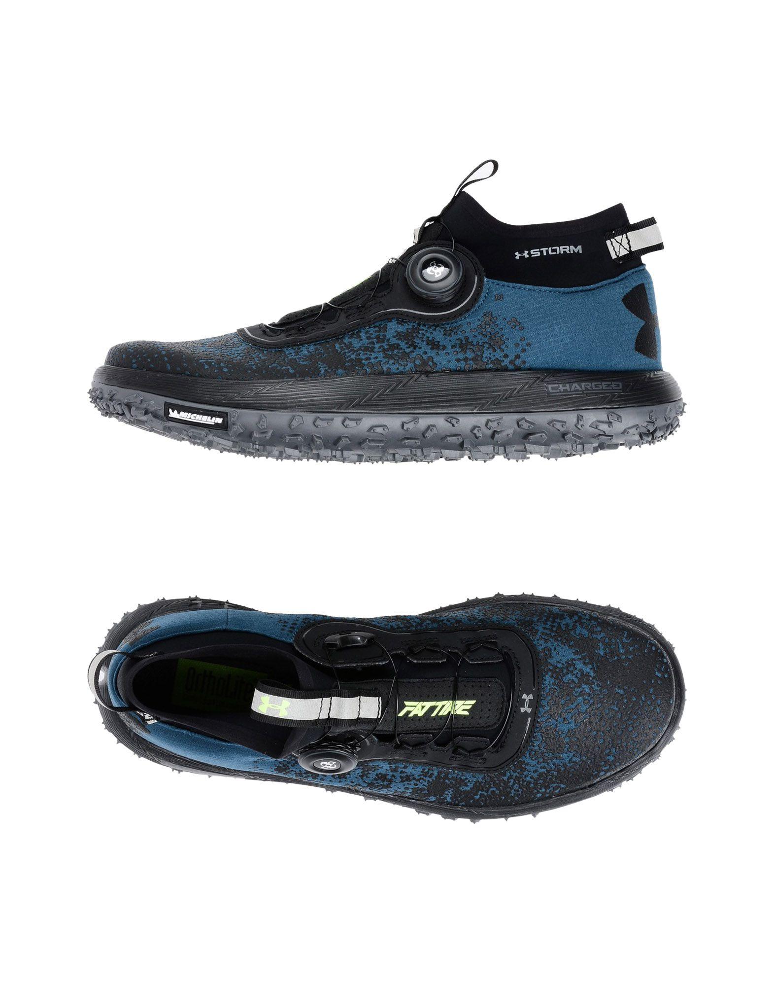 Sneakers Under Armour Ua Fat Tire2 - Homme - Sneakers Under Armour  Vert pétrole Spécial temps limité