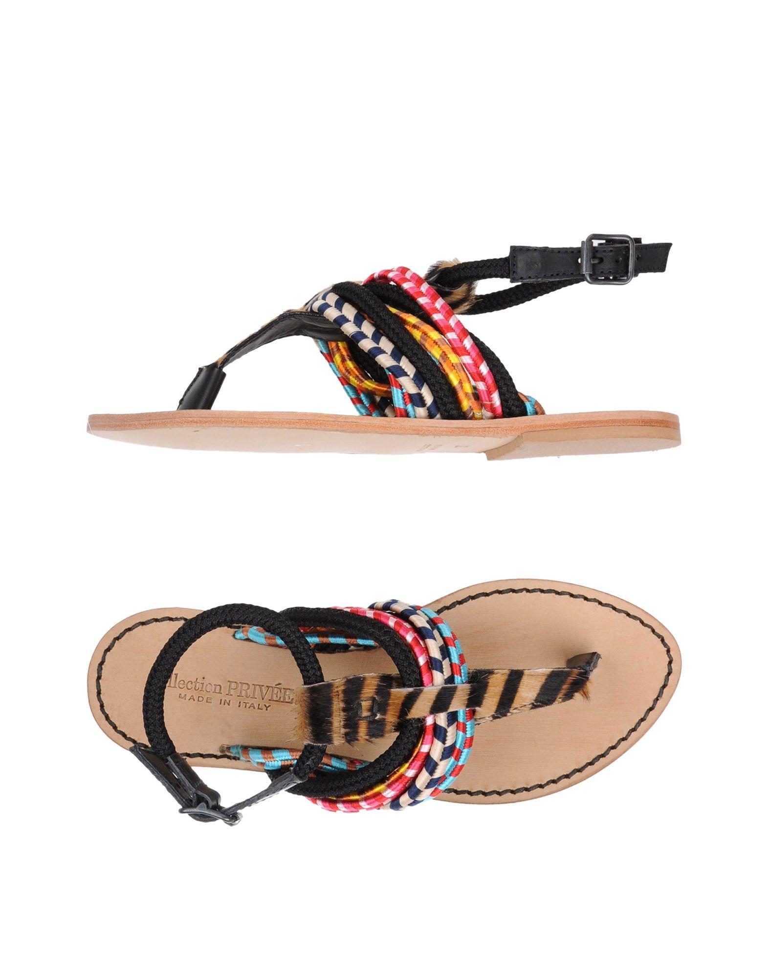 Gut um billige Schuhe zu tragenCollection Privēe  Dianetten Damen  11329678QR