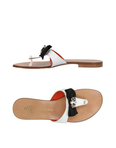 Saint-honoré Paris Souliers Toe Post Sandal 9CDGDKf