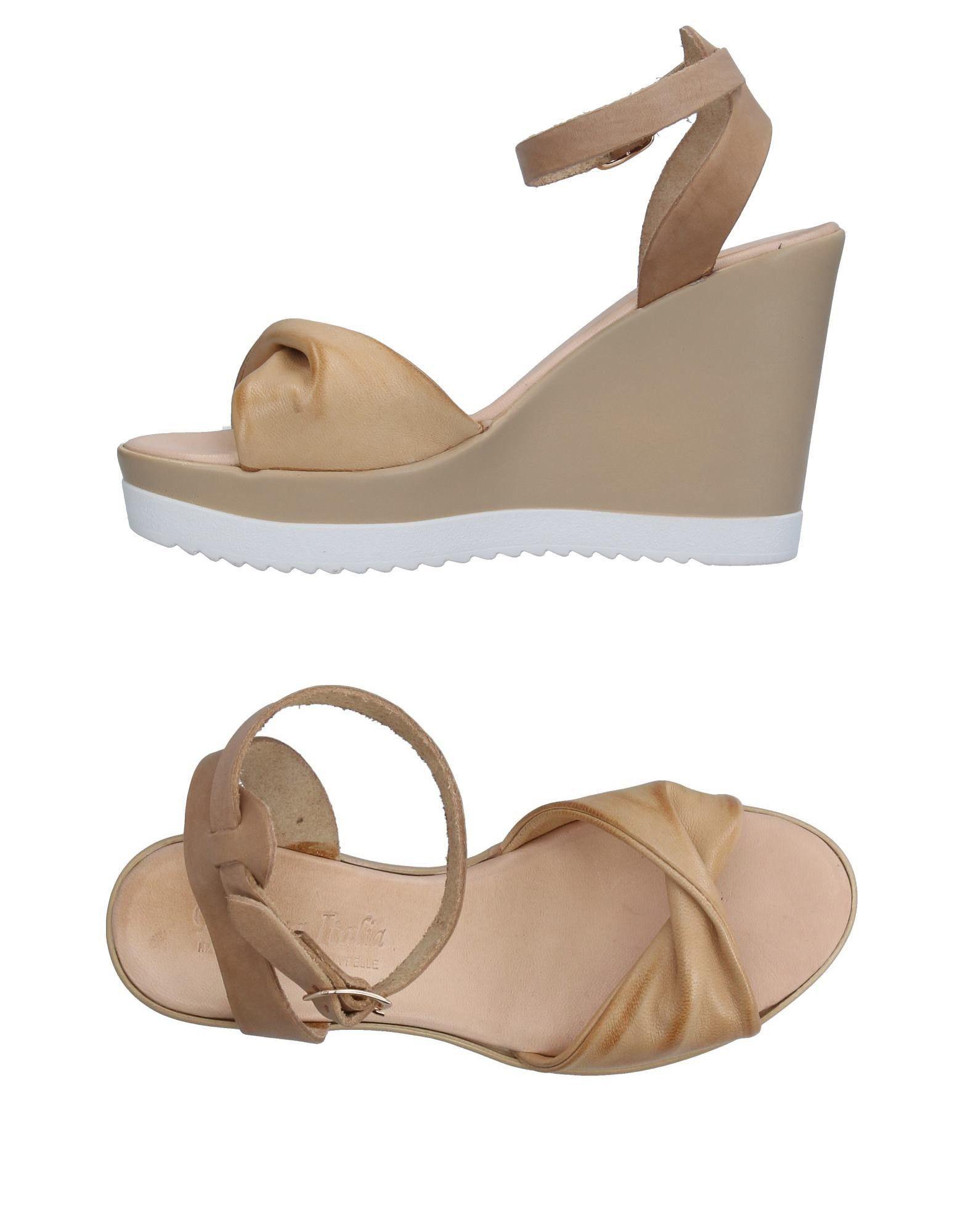 Donna Italia Sandalen Damen  11329823QE Neue Schuhe
