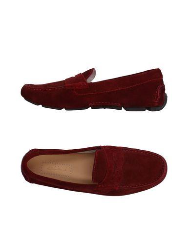 Zapatos con descuento Mocasín Santoni Hombre - Mocasines Santoni - 11329991CH Burdeos