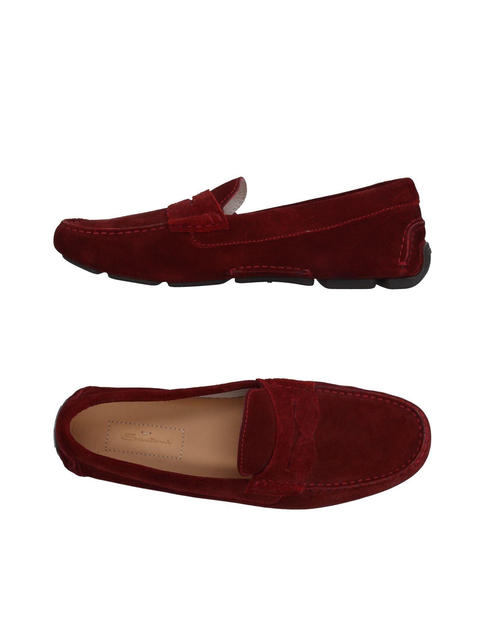 Haltbare Mode billige Schuhe Santoni Mokassins Herren  11329991CH Heiße Schuhe