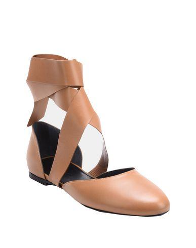 Jil Sander Ballet Flats   Footwear by Jil Sander